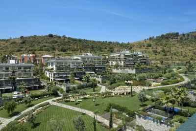 Новые квартиры в зоне Альта Барселоныс видом на море и город
